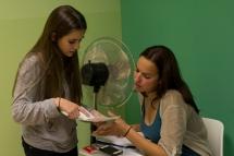 Clases de interpretación ante cámara para adolescentes