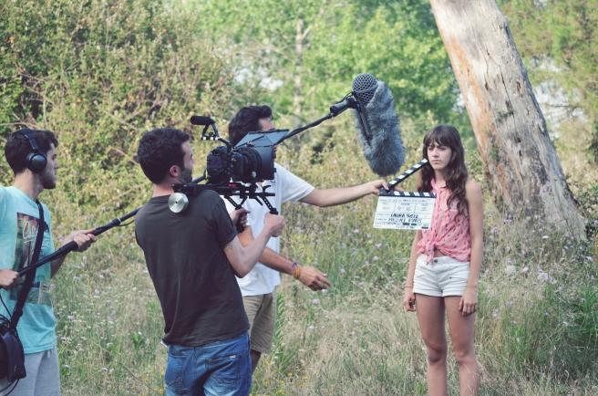 Interpretación cámara para niños o adolescentes
